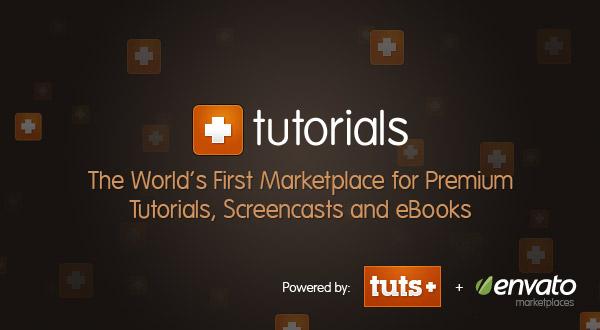 The Tuts+ Marketplace